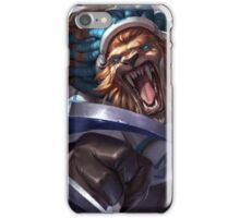 Rengar - League Of Legends iPhone Case/Skin