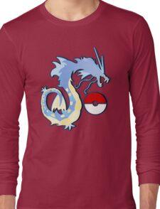 los gyarados  Long Sleeve T-Shirt
