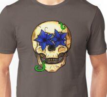 Flower Skull Unisex T-Shirt