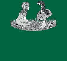 Alice and Caterpillar  Tank Top