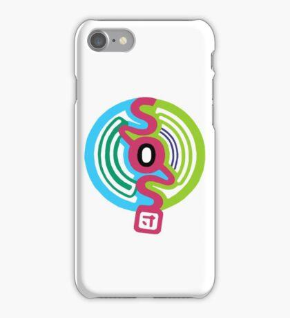 SOS Brigade The Meloncholy Of Haruhi Suzumiya iPhone Case/Skin