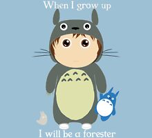 When I grow up, I will be a forester (boy) Unisex T-Shirt