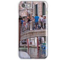 Crossing Over iPhone Case/Skin