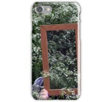 FOREST MIRROR REFLECTION iPhone Case/Skin