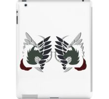 Attack On... What? iPad Case/Skin