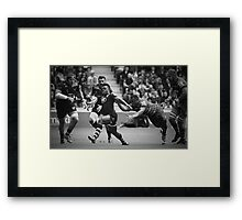 Christian Wade Framed Print