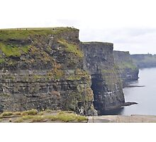 Ireland: Cliffs of Moher Photographic Print
