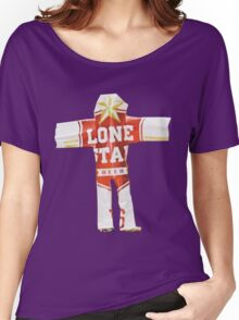 Beer Can Man Women's Relaxed Fit T-Shirt