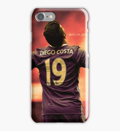 Diego Costa | Chelsea iPhone Case/Skin