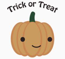 Trick or Treat - Cute Pumpkin Kids Clothes