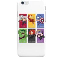 Avenger Assemble! iPhone Case/Skin