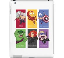 Avenger Assemble! iPad Case/Skin