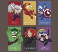 Avenger Assemble! Kids Clothes