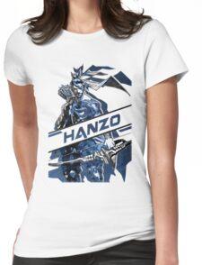 OVERWATCH HANZO Womens Fitted T-Shirt