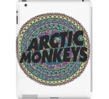 Arctic Monkeys Tribal Print iPad Case/Skin