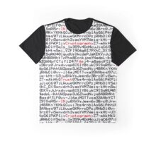 In Cryptography we Trust Graphic T-Shirt