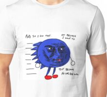 Sonic - And So I Go Fast Unisex T-Shirt