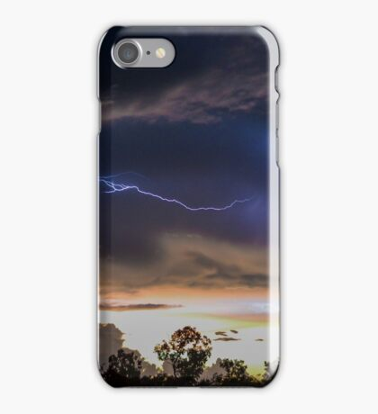 Acacia Electrical Storm iPhone Case/Skin