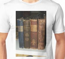 Old books Unisex T-Shirt
