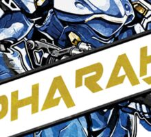 OVERWATCH PHARAH Sticker