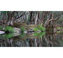 Reflections of Promised Land Photographic Print