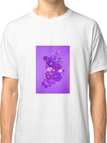 Florally Lavender Classic T-Shirt