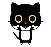 Happy Kitty Photographic Print