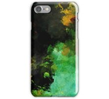 Abstract Landscape Painting iPhone Case/Skin