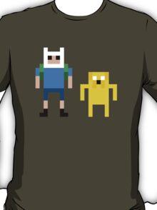 8 Bit Adventure Time T-Shirt