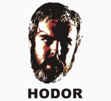 Hodor! by Cortney Wood