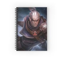 Lucian - League Of Legends Spiral Notebook