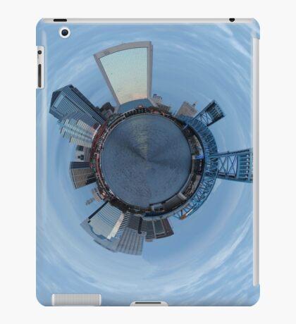 Tiny Planet Jax iPad Case/Skin