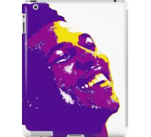 Swaggy P Stencil Design iPad Case/Skin
