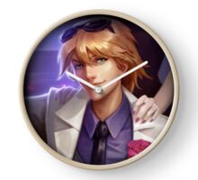 Ezreal - League Of Legends Clock