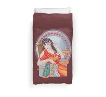 Tarot Heirophant Duvet Cover