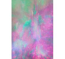 Unicorn Galaxy Photographic Print