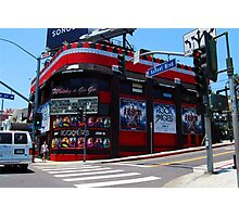 Whiskey A-Go-Go Sunset Blvd Hollywood California Photographic Print