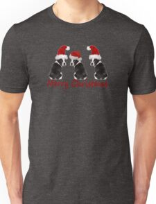 Christmas Dogs Unisex T-Shirt