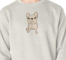 Cream French Bulldog Pullover