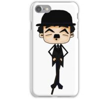 Charlie Chaplin Cartoon iPhone Case/Skin