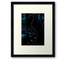 Trini Lopez Guitar - Dave Grohl Framed Print