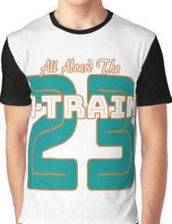 All Aboard the Ajayi J-Train Tshirt Graphic T-Shirt