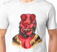Hellboy Superhero Unisex T-Shirt