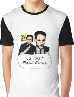 Is That Paul Rudd? Ver. 2 Graphic T-Shirt