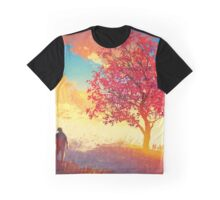 drawing Graphic T-Shirt
