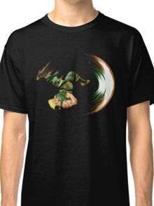 Guile Flash Kick Classic T-Shirt