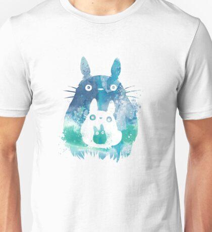 Totoro Chibi and Kawai Unisex T-Shirt