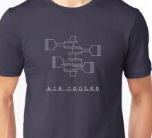 VW Flat 4 Blueprint Unisex T-Shirt
