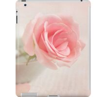 The intricacy of a rose. iPad Case/Skin