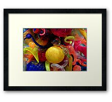 Abstract Art © Framed Print